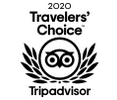 Tripadvisor - Travellers Awards 2020
